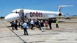 Las nuevas aerolíneas replantean sus planes de vuelo en la Argentina