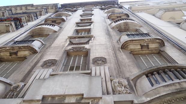 Las fachadas deL Once