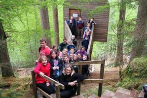 Bosqueescuela, el sistema de aprendizaje en la naturaleza que nació en Escandinavia