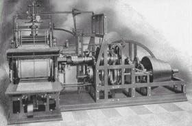La imprenta de Frederick Koenig