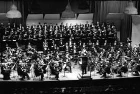 La Sinfónica Nacional volvió a brillar en el ámbito del Auditorio de Belgrano