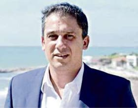 Gabriel Pampin, senador bonaerense