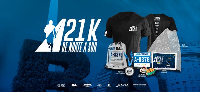 El kit de los 21k