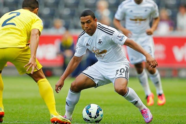 Montero, de Independiente del Valle al Swansea inglés