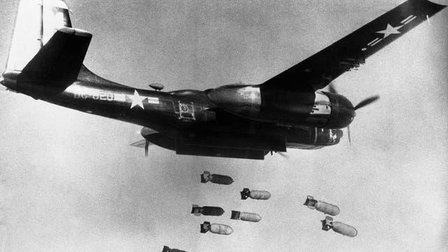 Por la guerra, que inició en 1950 y concluyó en 1953, murieron cientos de miles de personas