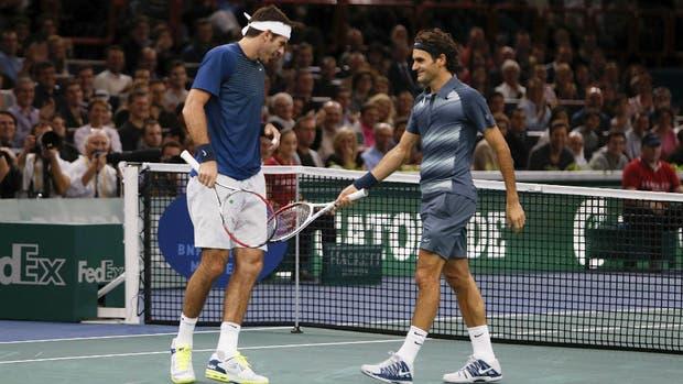 Miami podría ser el lugar para el reencuentro entre Del Potro y Federer