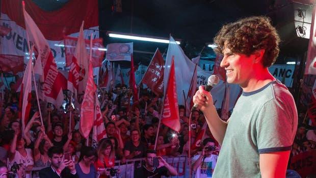 Lousteau está de regreso y arranca con la campaña