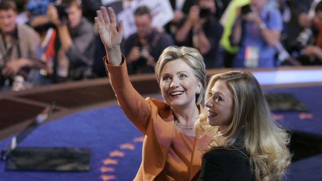 Proclaman a Hillary Clinton candidata a la presidencia en EE.UU