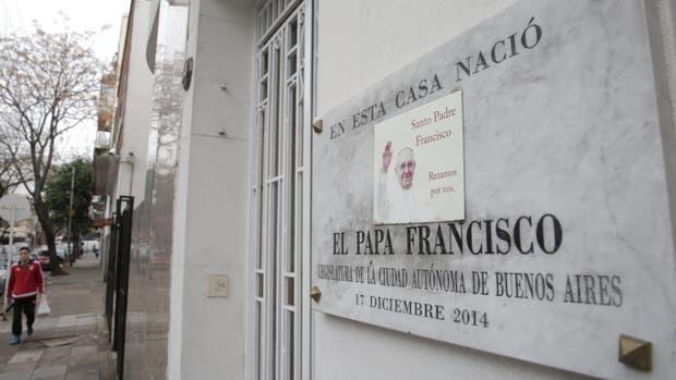 Varela 268, la casa donde nació Bergoglio