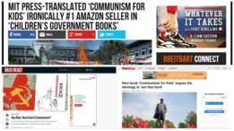 El libro estuvo en la mira de diversos medios conservadores en Estados Unidos.