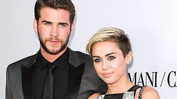 Liam Hemsworth acompañó a Miley Cyrus a votar | Fotos — Elecciones en EEUU