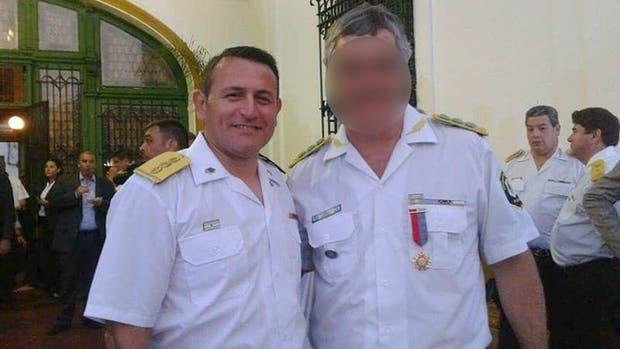 Apareció el ex policía que asesora al ministro Ritondo
