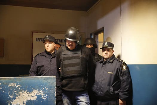 Resultado de imagen para La banda de la Aduana que contaba con protección política