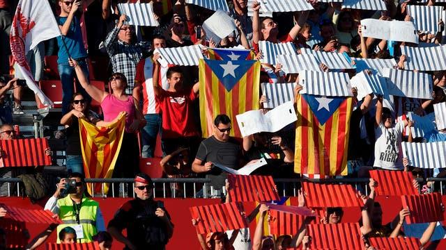 Los catalanes dieron el gran golpe de la fecha