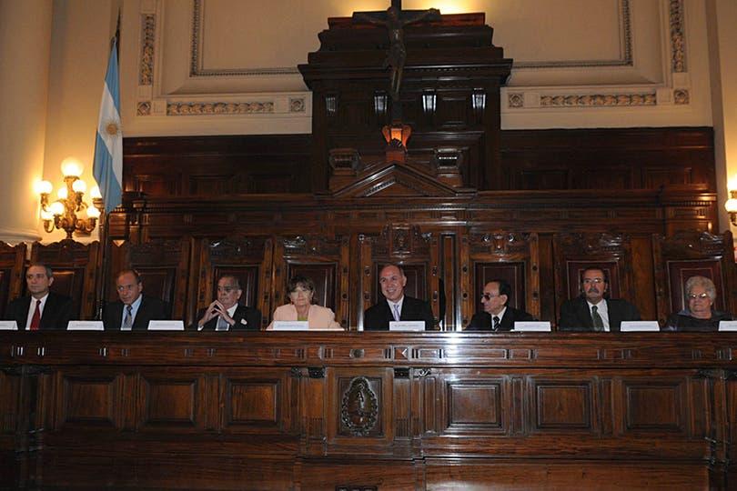 La Corte Suprema podrá intervenir en un caso de gravedad institucional, a partir de la nueva ley