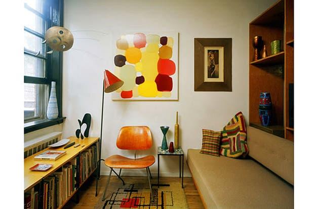 Inspiración vintage: ambientes con aires de otros tiempos   living ...