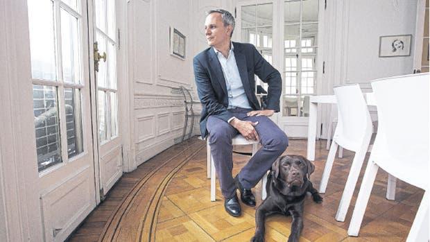El suizo Julian Cook está a cargo de Flybondi en la Argentina