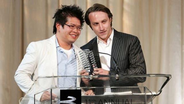 Chen y Hurley son los dos fundadores más conocidos de Youtube