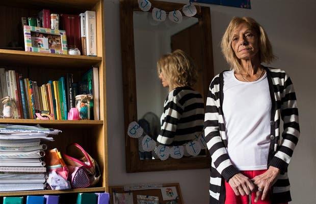 ''Just Breathe'', el cartel que está en la habitación de María José Coni, la hija de Gladys Steffani