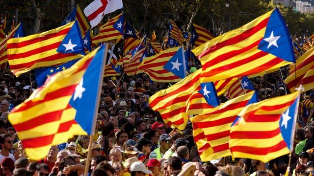 La independencia de Cataluña: develan el paso a paso del plan secreto que puede cambiar el rumbo de Europa