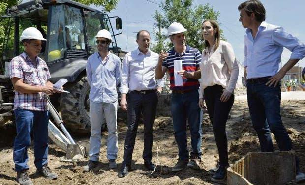 Vidal se mostró con Insaurralde, figura clave para el presupuesto — Guiño político