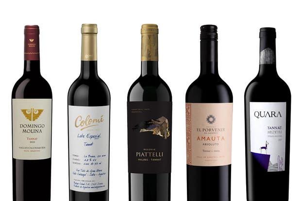 5 botellas para descubrir o volver a disfrutar del Tannat