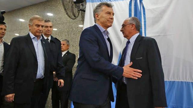 ¿Qué dijo Macri en la conferencia de prensa sobre el submarino?