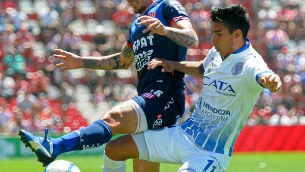 Unión le ganó a Godoy Cruz