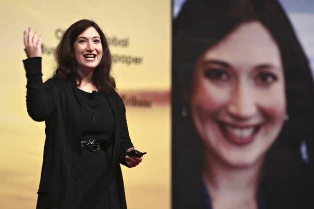 Randi Zuckerberg, ex-ejecutiva de Facebook y hermana del cofundador de la red social