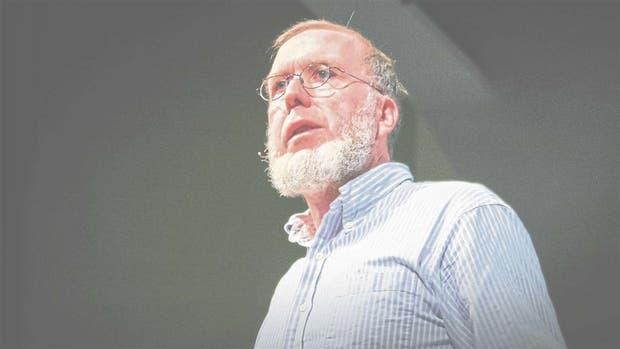 Kevin Kelly, fundador y director de la revista Wired