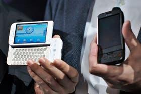 G1, el primer celular con el sistema Android de Google