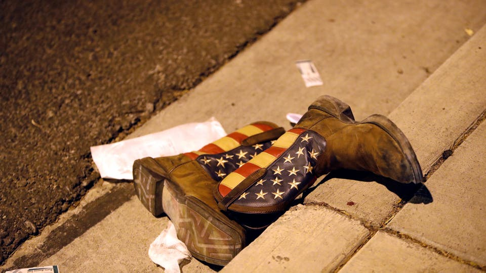 Varios muertos y gran cantidad de heridos durante un tiroteo en un festival de música country en Las Vegas