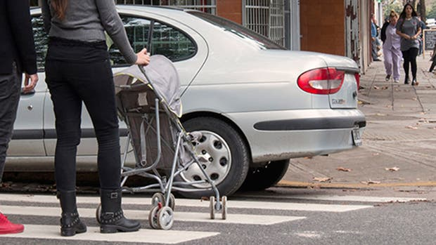 El gobierno de Horacio Rodríguez Larreta busca triplicar la multa a quienes estacionen en las rampas para discapacitados