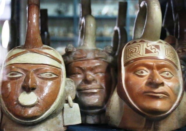 El Museo de Larco tiene una de las mayores colecciones de objetos incaicos y preincaicos del país