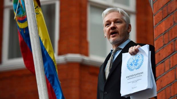 Suecia canceló la investigación por violación contra Julian Assange