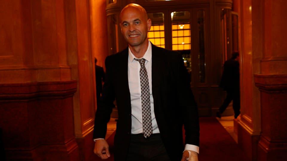 Guillermo Dietrich, ministro de Transporte