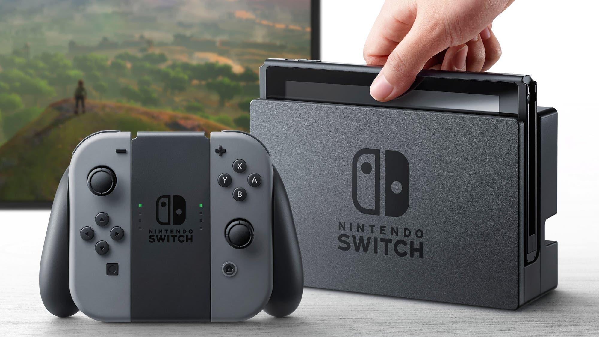 Se conocen más detalles sobre Switch, la nueva consola de Nintendo