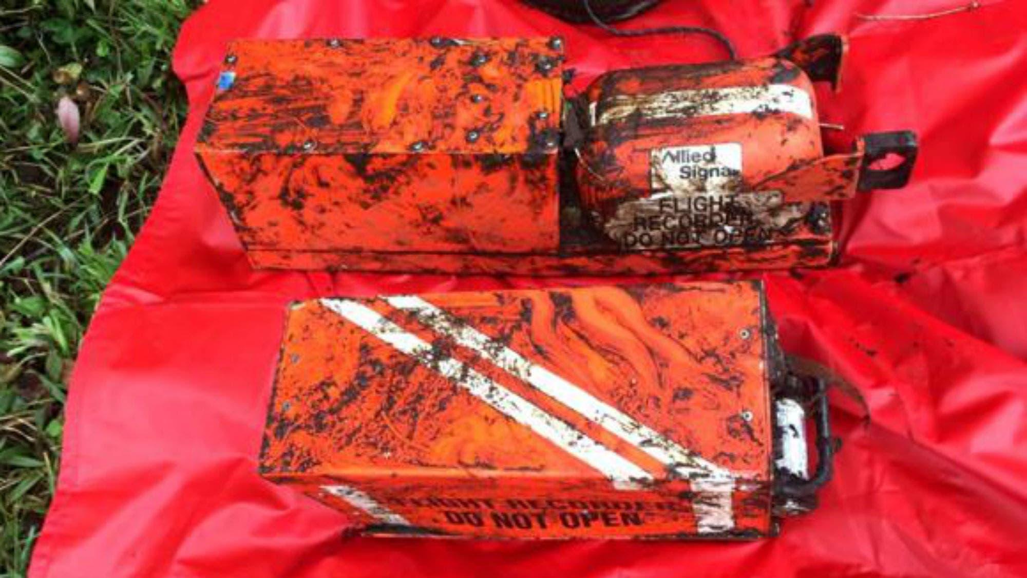 Chapecoense: hallan las cajas negras del avión siniestrado en Colombia