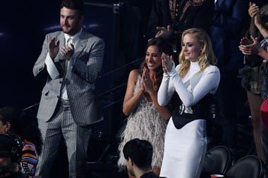Sophie Turner festejó el premio a Los hermanos Jonas en los MTV Awards