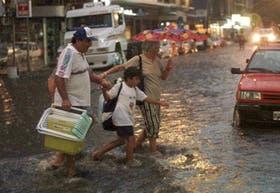La última tormenta en Mar del Plata tuvo características de lluvia tropical, algo impensado tiempo atrás