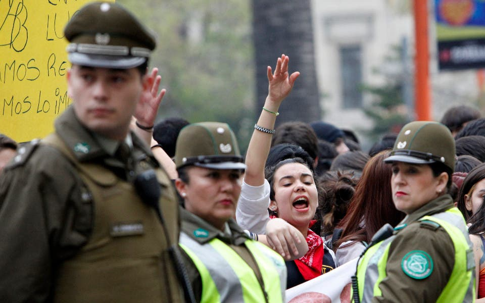 Chile Mundo Mundo · Chile Paro