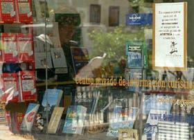 En El Viajero, la búsqueda de información se combina con charlas, café e Internet
