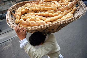 La semana próxima el kilo de pan felipe se venderá a 10 pesos