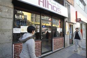 El resto bar Athos, escena del presunto ajuste de cuentas entre delincuentes colombianos