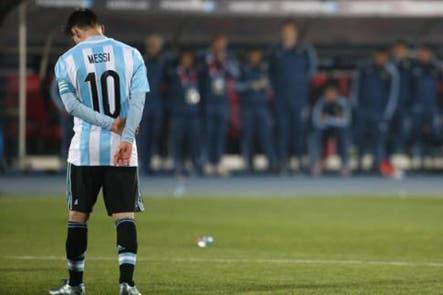El abuelo de Messi no descartó una pausa en el seleccionado