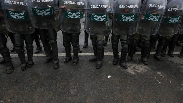 El protocolo para evitar los cortes se pondrá en práctica el miércoles en la movilización de trabajadores estatales