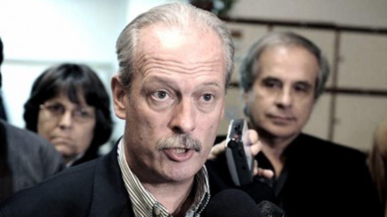 Andrés Rodríguez señaló que evalúan una movilización por los despidos masivos foto: Archivo Télam