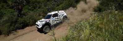 Marcos Patronelli ganó la penúltima etapa del Rally Dakar 2016 y ya prepara la consagración en cuatriciclos