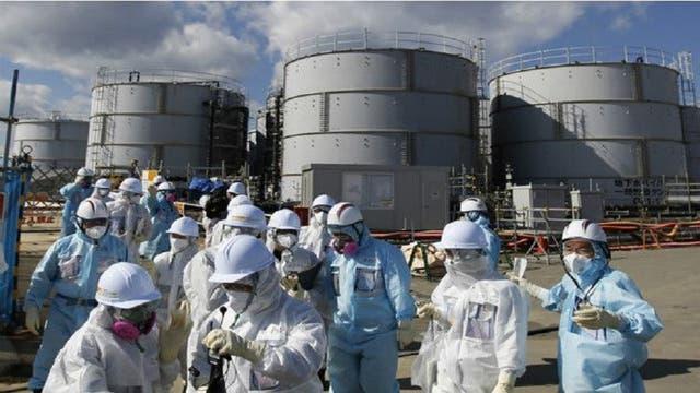 El terremoto y el tsunami provocaron también un desastre nuclear en la central de Fukushima.