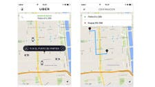 Cómo funciona el servicio Uber